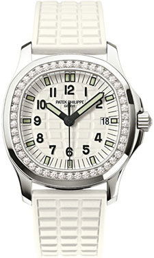 Patek Philippe Aquanaut Ladies Stainless Steel 5067A-011