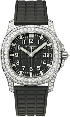 Patek Philippe Aquanaut Ladies WhiteGold 5069G-001