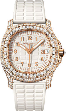 Patek Philippe Aquanaut Ladies RoseGold 5069R-001