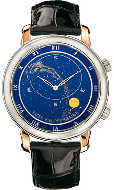 Patek Philippe Grand ComplicationsCelestial 6104G-001