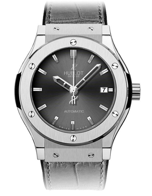 Hublot Classic Fusion Zirconium Racing Grey 511.ZX.7070.LR - Click Image to Close