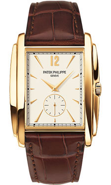 Patek Philippe Gondolo Mens YellowGold 5124J-001