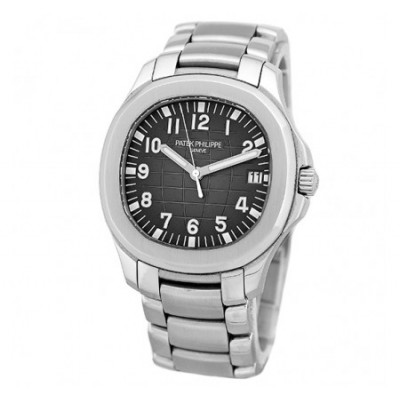 Patek Philippe Aquanaut Automatic Black Dial Stainless Steel Men