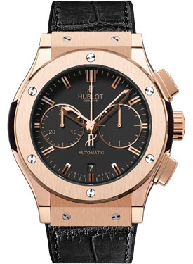 Replica Hublot Classic Fusion Chronograph King Gold 521.OX.1180.LR