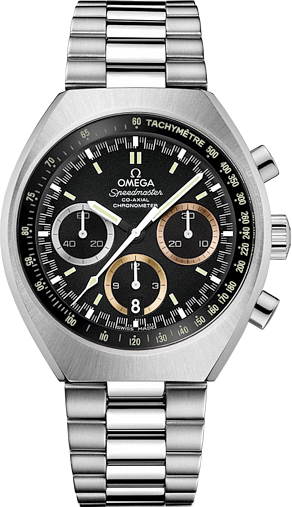 Omega Speedmaster Mark II Co-Axial Chronograph Rio 2016