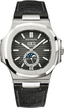 Patek Philippe Nautilus Mens Stainless Steel 5726A-001