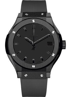 Replica Hublot Classic Fusion All Black 581.CM.1110.RX Review