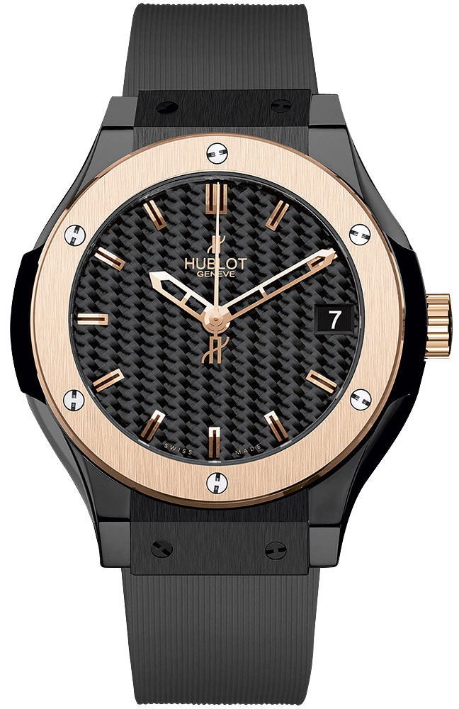 Hublot Classic Fusion Ceramic King Gold 581.CO.1780.RX