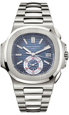 Patek Philippe Nautilus Mens Stainless Steel 5980/1A-001