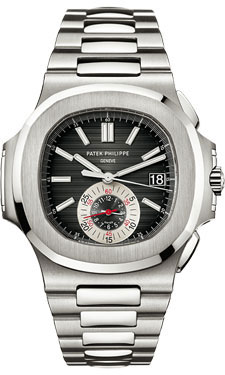 Patek Philippe Nautilus Mens Stainless Steel 5980/1A-014