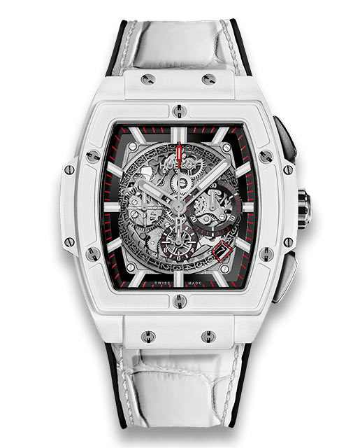 Hublot Spirit Of Big Bang White Ceramic 601.HX.0173.LR