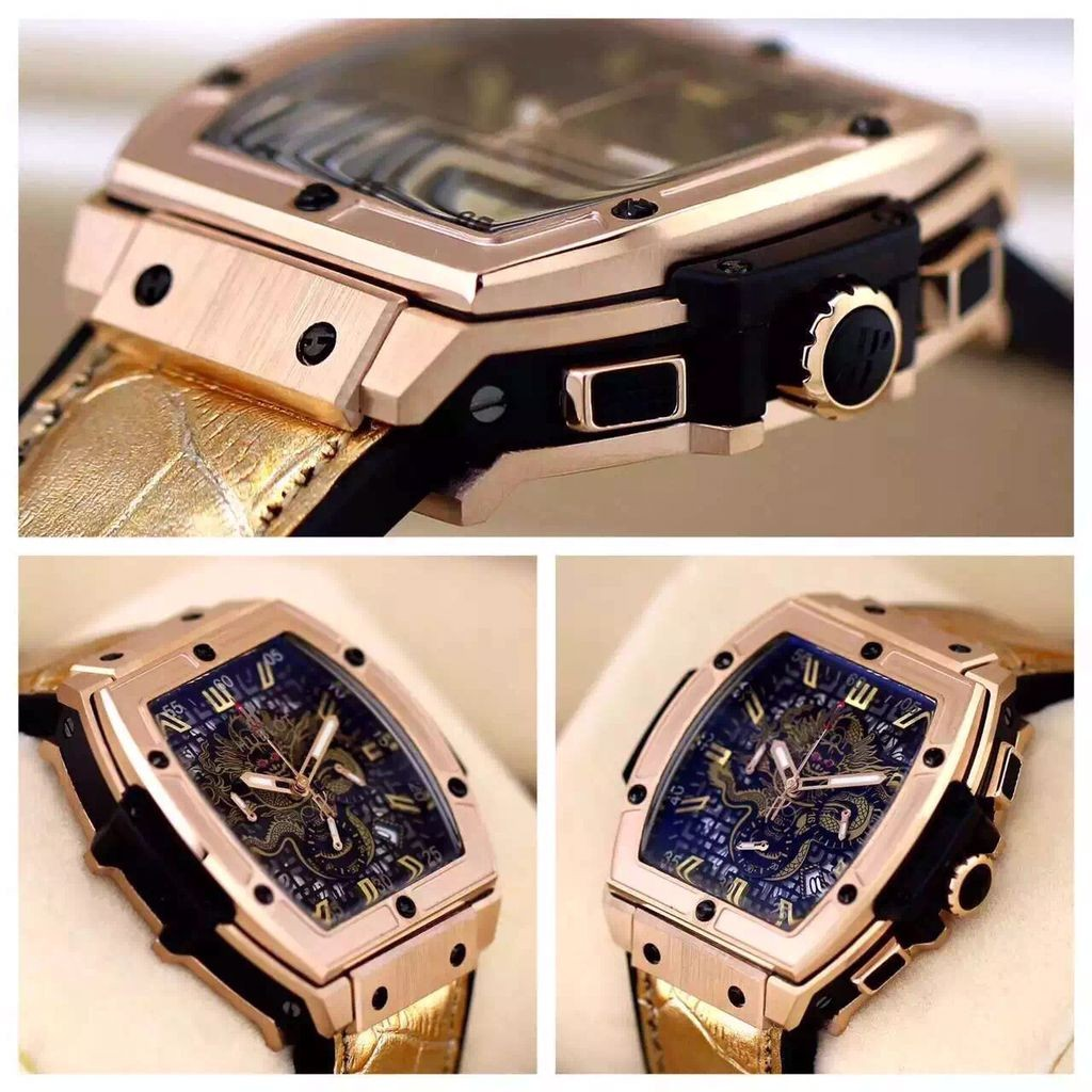 Hublot Big Bang For Spirit of Bruce Lee 601.CI.1138.VR.BLF15 li