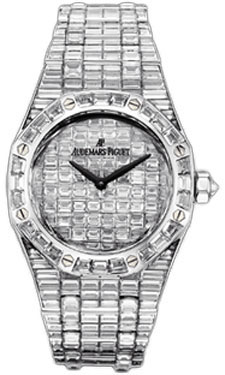 Audemars Piguet Royal Oak Lady White Gold 67606BC.ZZ.9179BC.01