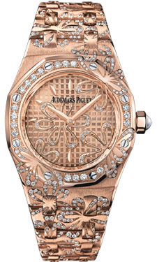 Audemars Piguet Royal Oak Lady Floral 67617OR.ZZ.1235OR.01
