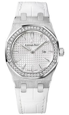 Audemars Piguet Royal Oak Lady watch 67651ST.ZZ.D011CR.01