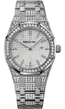 Audemars Piguet Royal Oak Lady watch 67652BC.ZZ.1262BC.01