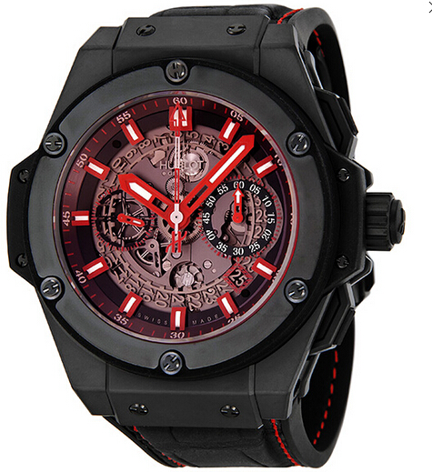 Hublot Big Bang King Power Red Magic 48mm701.CI.1123.GR