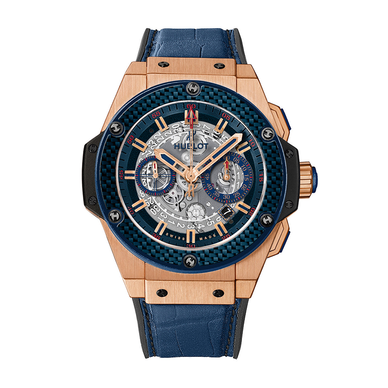 Hublot King Power Special One Blue Carbon 48 mm701.OQ.0138.GR.SP