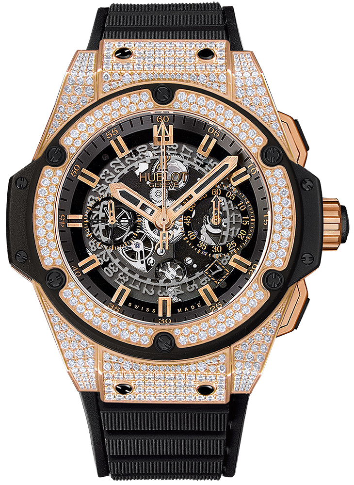 Hublot King Power Unico King Gold Chronograph701.OX.0180.RX