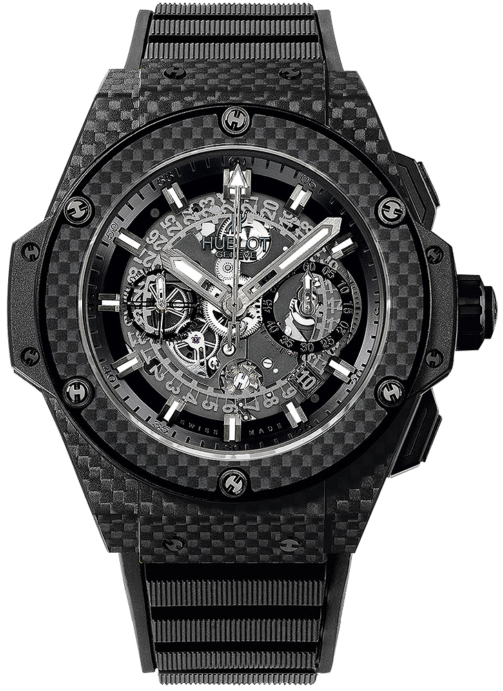 Hublot King Power Unico All Carbon 48mm701.QX.0140.RX
