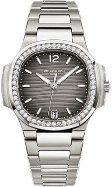 Patek Philippe Nautilus Mens Stainless Steel 7018/1A-011