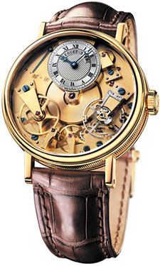 Breguet Tradition 37mm Yellow Gold 7027BA/11/9V6