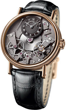 Best Breguet Tradition Chronographe Rose Gold Replica Watches For Sale