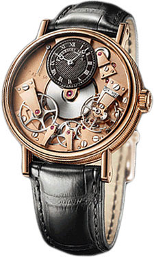 Breguet Tradition 37mm Rose Gold 7027BR/R9/9V6