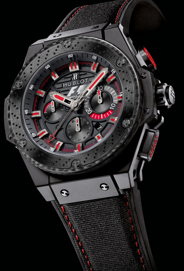 Hublot King Power F1 Ceramic Watch703.CI.1123.NR.FMO10