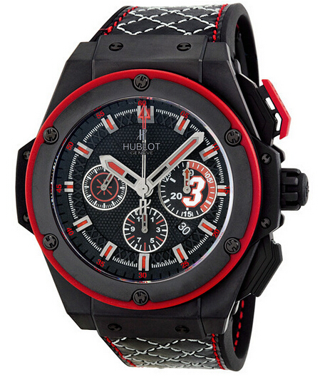 703.CI.1123.VR.DWD11 Hublot King Power Dwyane Wade Mens Watch