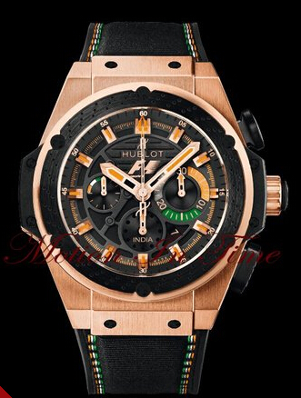 Hublot Big Bang King Power F1 India Rose Gold Watch