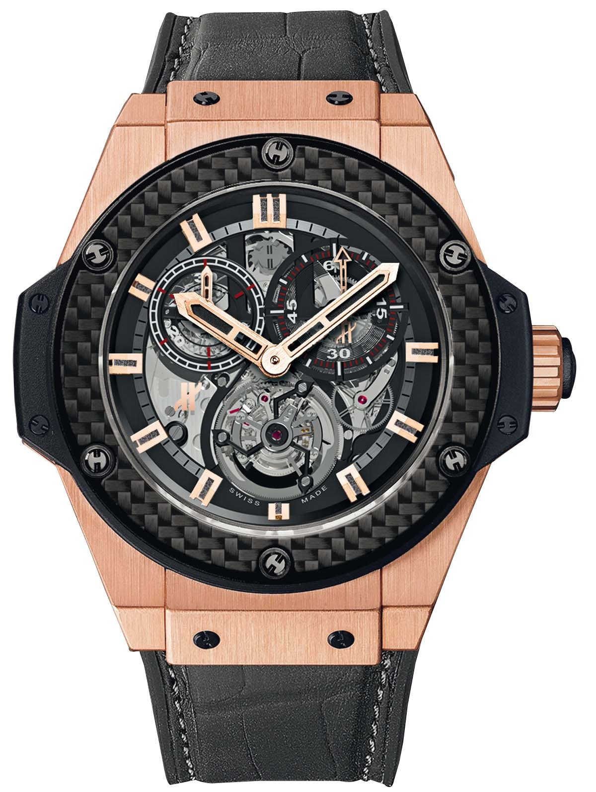 Hublot Big Bang King Minute Repeater Chrono Tourbillon704.OQ.113