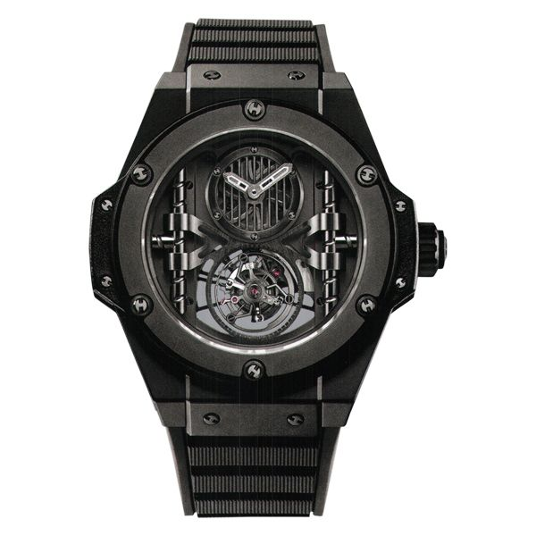 Hublot King Power Tourbillon Men's Watch705.CI.0007.RX