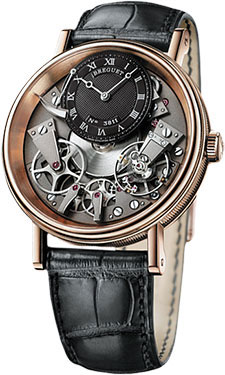 Breguet Tradition 40mm Rose Gold 7057BR/G9/9W6