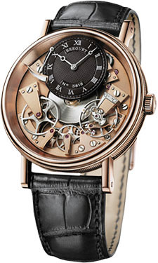 Breguet Tradition 40mm Rose Gold 7057BR/R9/9W6