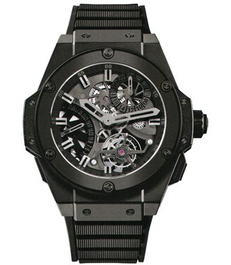 706.CI.1110.RX Hublot Big Bang King Power Tourbillon GMT 48mm