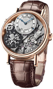 Breguet Tradition 40mm Rose Gold 7067BR/G1/9W6