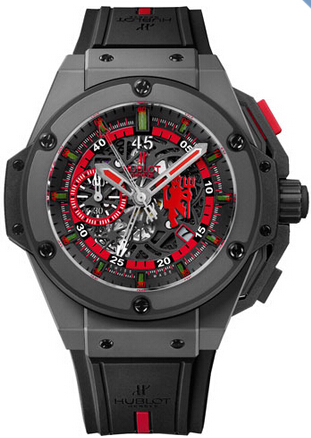 Hublot Big Bang King Power Red Devil Manchester United 48mm