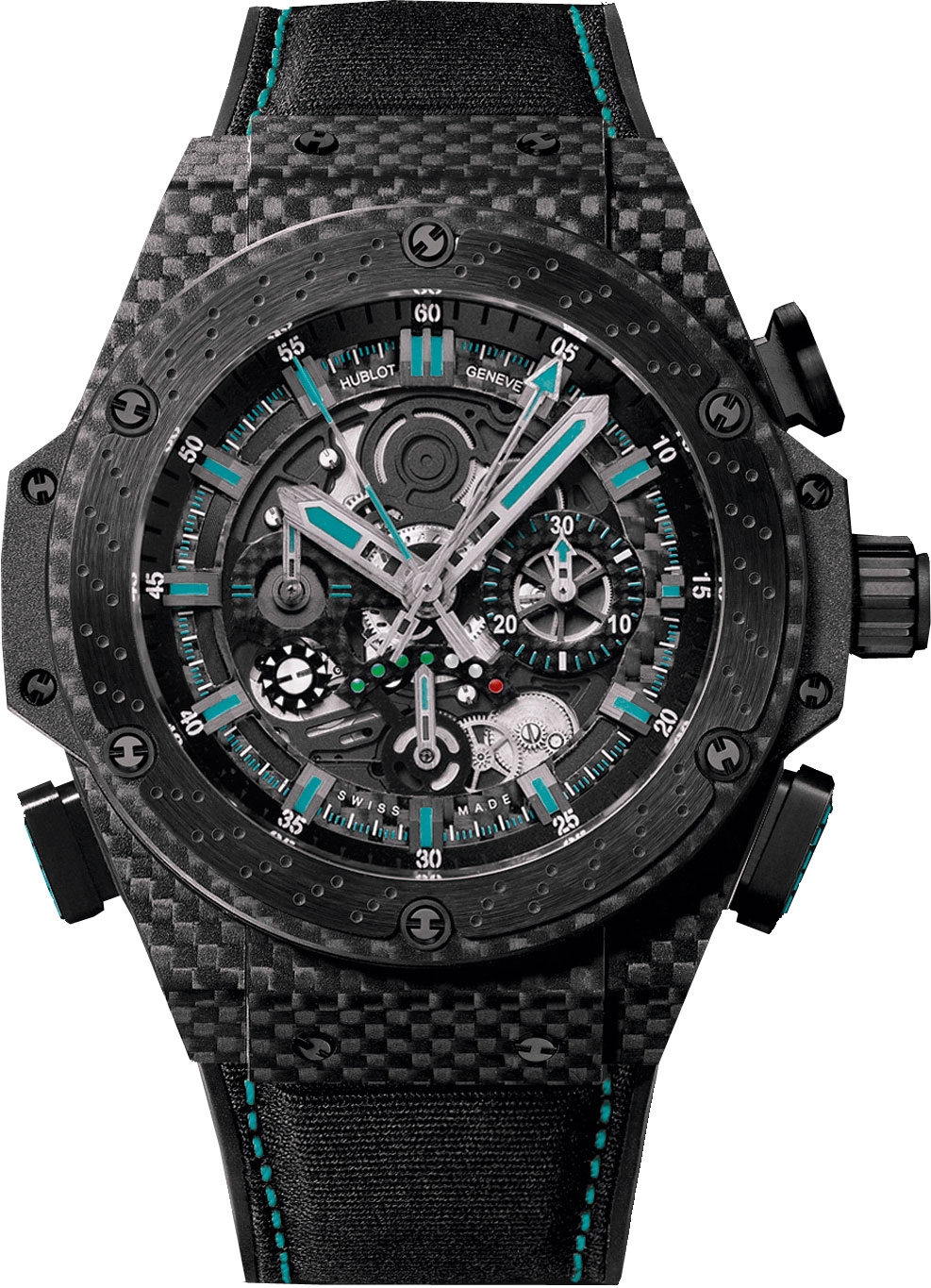 Hublot Big Bang King Power F1 Abu Dhabi Mens Watch