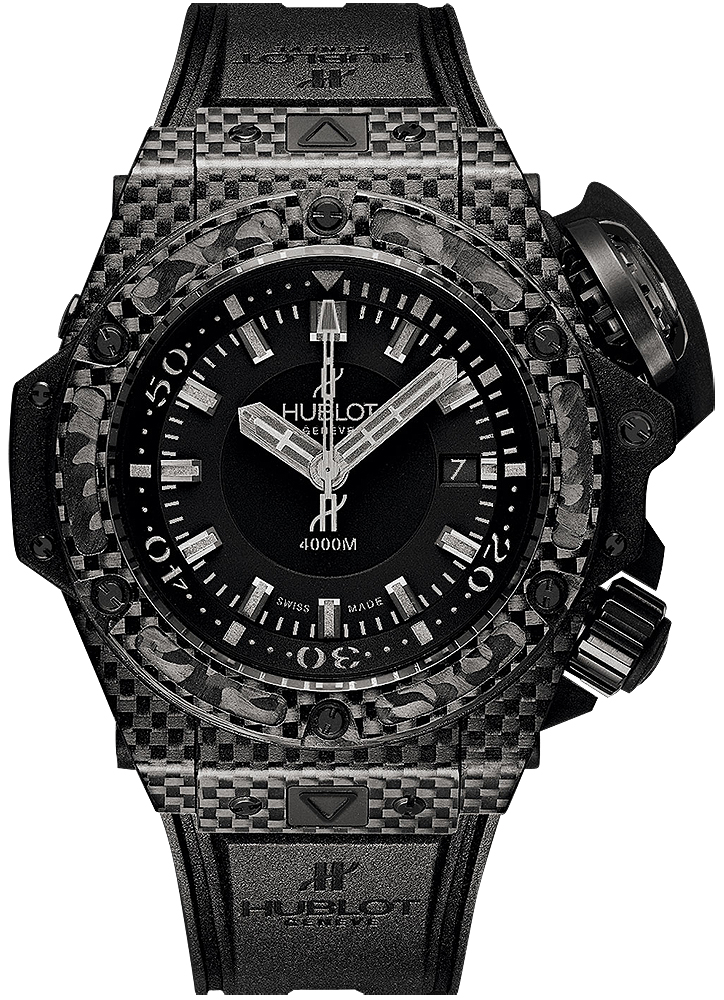 Hublot King Power Oceanographic 4000 48mm731.QX.1140.RX