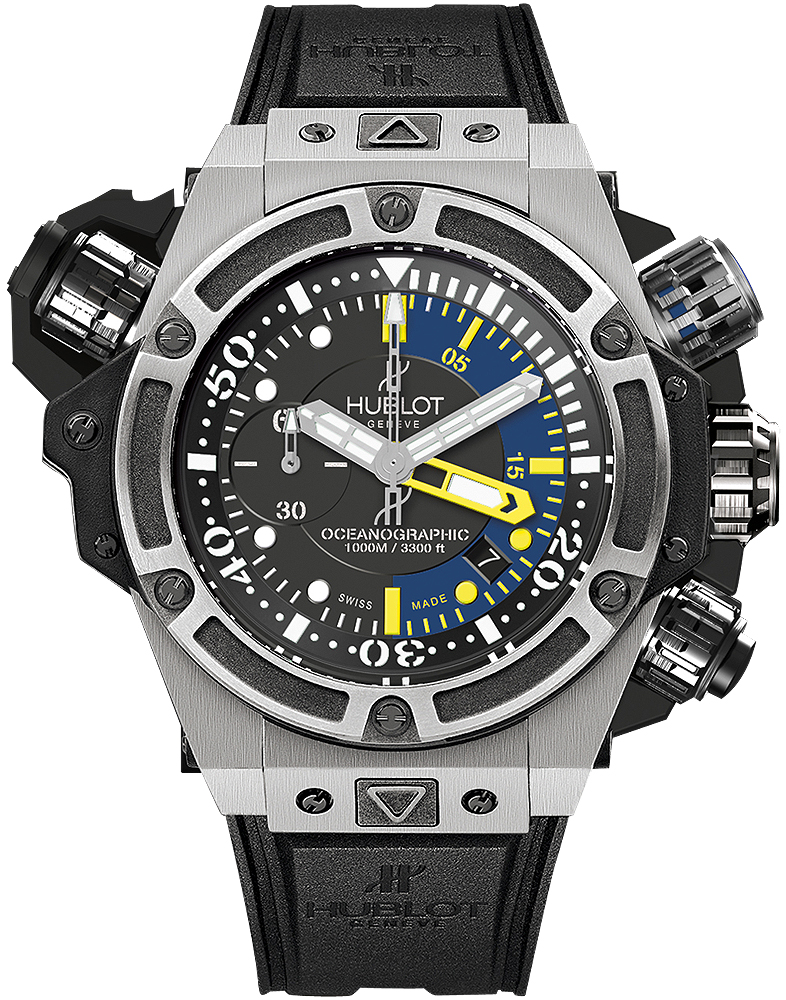 Hublot King Power Oceanographic 1000 48mm732.NX.1127.RX