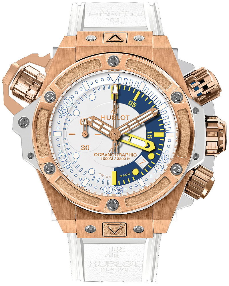 Hublot King Power Oceanographic 1000 48mm732.OE.2180.RW