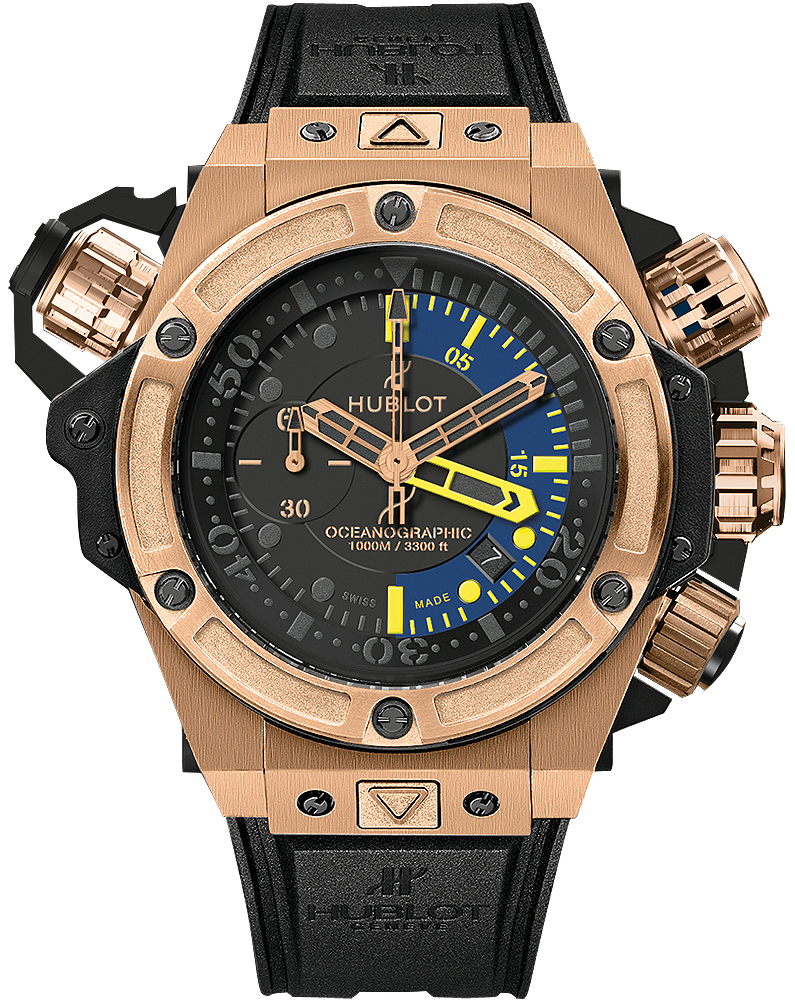 Hublot King Power Oceanographic 1000 48mm732.OX.1180.RX