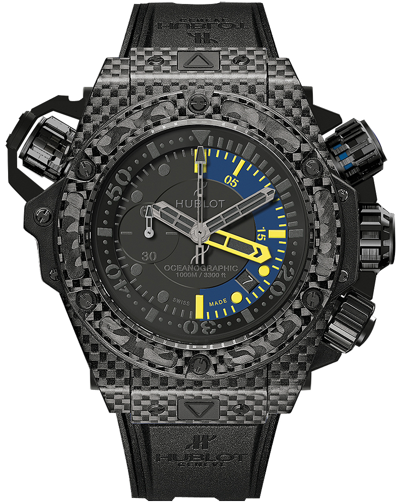 Hublot King Power Oceanographic 1000 48mm732.QX.1140.RX