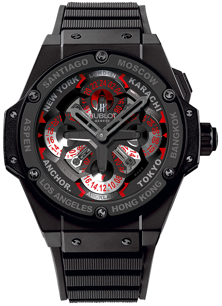 771.CI.1170.RXHublot Big Bang King Power Unico GMT Watch