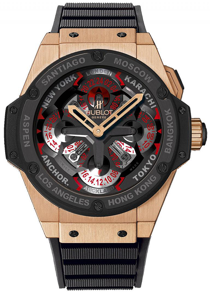 Hublot Big Bang King Power Unico GMT Watch771.OM.1170.RX