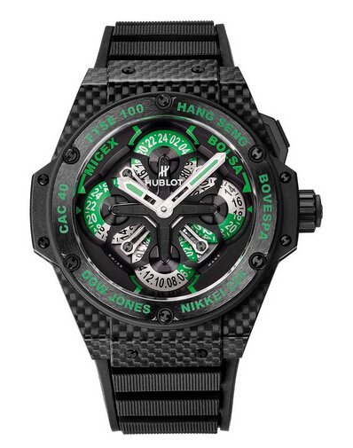 Hublot King Power Unico King cash Watch771.QX.1179.RX.CSH13
