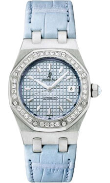 Audemars Piguet Royal Oak Lady watch 77321ST.ZZ.D302CR.01