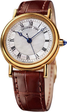 Breguet Classique Automatic 18K White Gold Replica Watches For Sale