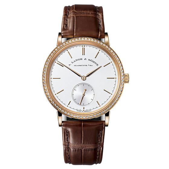 A. Lange & Sohne Saxonia Automatic 38.5mm Mens Watch 842.032 Replica
